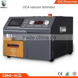 5 in 1 OM-K5 Oca Lamination Machine With Built-in Air Compressor & Vacuum Pump & Bubble Remover For iPhone LCD Refurbishing