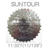 Suntour - 9 speed - 11-32T - freewheel