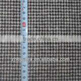 wool/woven/fashionable fabric 2014 for lady coat by houndstooth design/woolen herringbone overcoating fabric