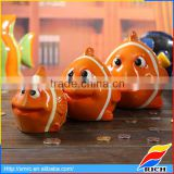 Make your own money box ceramic fish shaped coin bank