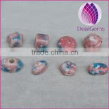 Special-shaped ceramic beads porcelain beads