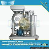 One-Stage Vacuum Transformer Oil Filter With High Purity