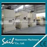 China SNK modle waste fiber fabric line