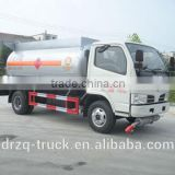 4*2 Dongfeng chassis Flammable liquid tank truck,Transport of methanol, ethanol, acetone, alcohol, isopropyl alcohol