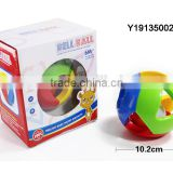 Top selling baby small rattle ball good quality plastic
