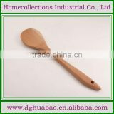 olive wood spoon and fork set