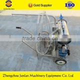 2013 stainless steel farm cow milking machine