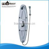 China Multi-offlet Control Handle Corner Shower Panel for Shower Room