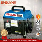 2 Stroke , single cylinder, air-cooled mini petrol generator