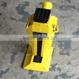 High quality 10 ton railway mechanical rack jack