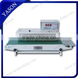 FR - 980 automatic ink roll sealing machine,Continuous sealing machine, plastic film sealing machine