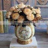 GNW FL-RS28-6-4CM-C new fashion wedding table decoration artificial beautiful rose flower
