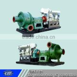 High performance marine slurry pump