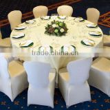 spandex lycra banquet chair cover table linen