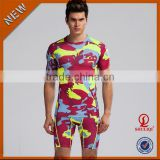 wholesale tracksuit ,custom gym t-shirts& shorts sport wear ,sport suit with cheap price H-693