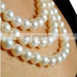Classical Design 2013 Wholesale China Ladies' Fashion Pearl Necklace