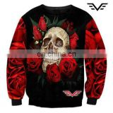 custom 100% Polyester Sublimation print latest Sweater design