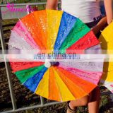 Wholesale chinese Printed Paper Umbrella Parasol