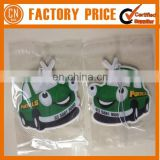 Promotional Custom Cotton Paper Car Air Freshener With Card