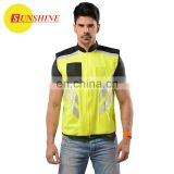Reflective inexpensive hot sell Safety fashion vest 2017