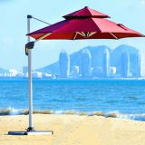 High Quality Banana Side Big Garden Cantilever uv Patio Umbrella for Outdoor