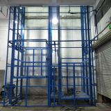 Single Sides Hydro Cylinder Hydraulic Lift Elevator Warehouse Goods Lift