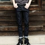 Wholesale Affordable Best Selvedge Denim Jeans Pants P002