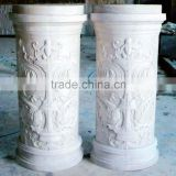 fiberglass medium size FRP floor vase