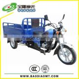 China Cheap Cargo Triciclo Motor Tricycle Chinese Manufacture Supply Rickshaw 3 Wheel Motor Bicycle Motorized Bike EEC EPA DOT