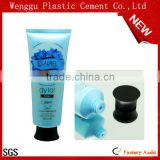50mm Popular large diameter plastic tubes use for facidl cleanser,hair conditioner, massage cream