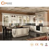 solid wood kitchen cabinet with plywood carcase(KDY-SS079), kitchen cabinet drawer basket