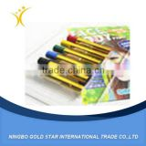 12 colors wax crayons for kids crayons in bulk