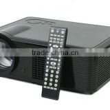 LED home theater projector with DVB-T TV tuner HDMI USB china factory supply directly low price!!!