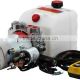 12V DC hydraulic power units for snow plow