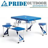 Aluminum Folding Table And Chair Camping Outdoor Suitcase Aluminum Folding Table                                                                         Quality Choice