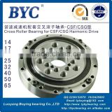 BCSF/BCSG-14/17/20/25/32/40/50/65 Cross Roller Bearing for Harmonic Drive Gear Revolution housed unit set