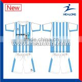 Wholesale Sublimation man Sportswear Soccer Jersey Football Shirt Uniforms