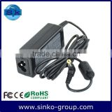 high quality computer accessories ac dc mini laptop adapter for Dell 19v 1.58a 5.5*1.7mm