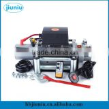 High Power 5 Ton Pulling and Hoisting Electric remote control automatic door motor 1- 3 ton winch, 12v winch motor