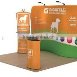 10ft backdrop tension fabric display