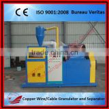 CE and BV Certified Scrap Copper Wire Cable Granulator for Sale