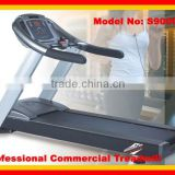 Treadmill,delux fitness equipment,commercial treadmill with 4.0HP AC motor,gym equipments,Motorized treadmill,gym equipments,