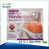 Korea mymi belly slimming wonder patch