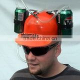 2015 New Beer Drinking Helmet Drinking Helmet