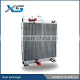 side by side cooler package ,oil /water cooler,heat exchanger for compressor
