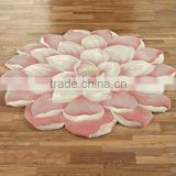 Flower Shape Rug