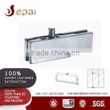 Stainless Steel Swing Door Patch Fittings/Glass Door Patch Fitting In China (Top Clamp) E-030