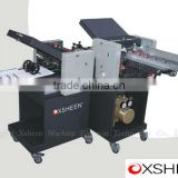 XH-382C paper folding machine with crisscross function , paper folder machine,paper folder,folding paper machine