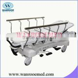 BD111BB Good Quality Hydraulic Patient Emergency Transfer Stretcher with 3 stages Side Rail