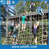 Climbing Cargo Net Black for Swing Set or Jungle Gym Playground                                                                         Quality Choice